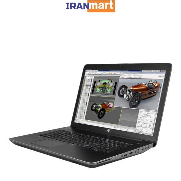 لپ تاپ ورک استیشن اچ پی زدبوک HP ZBook 17 G3